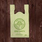 Zero Waste Green Bag